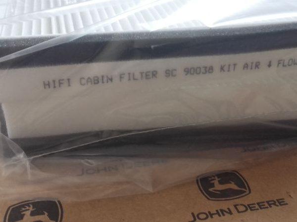 Filtr kabinowy HiFi AL7125